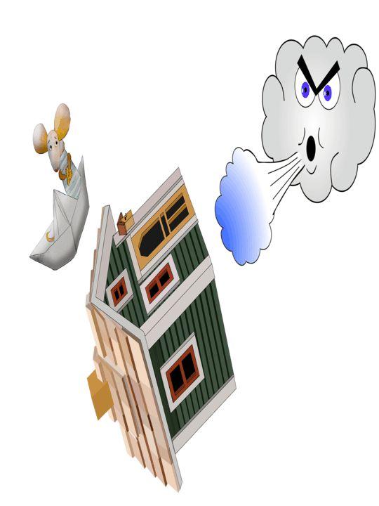 el ratón y los vientos