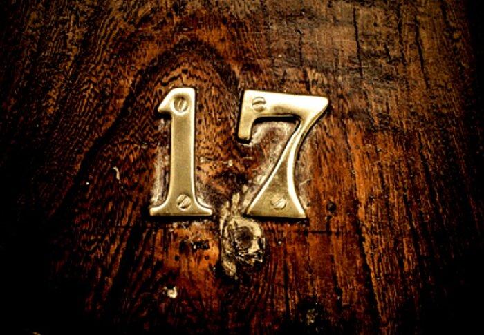 La habitación número 17